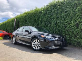 Used 2018 Toyota Camry LE 4dr FWD Sedan for sale in Surrey, BC