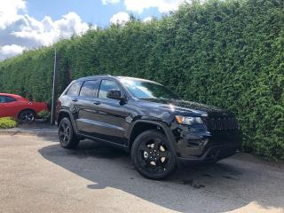 Used 2019 Jeep Grand Cherokee Upland for sale in Surrey, BC