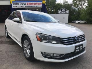 Used 2012 Volkswagen Passat 2.0 TDI DSG Trendline + for sale in Beeton, ON