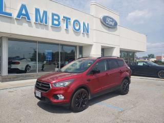 Used 2018 Ford Escape SE for sale in Sarnia, ON