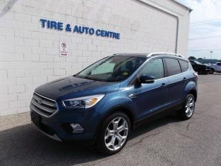 Used 2018 Ford Escape Titanium for sale in Sarnia, ON