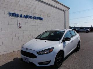 Used 2016 Ford Focus SE for sale in Sarnia, ON