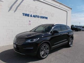 Used 2016 Lincoln MKC Reserve for sale in Sarnia, ON