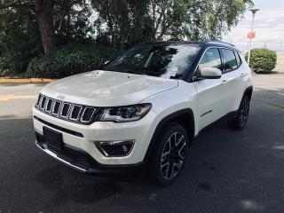 Used 2019 Jeep Compass LIMITED for sale in Richmond, BC