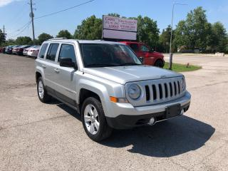 Used 2011 Jeep Patriot LIMITED for sale in Komoka, ON