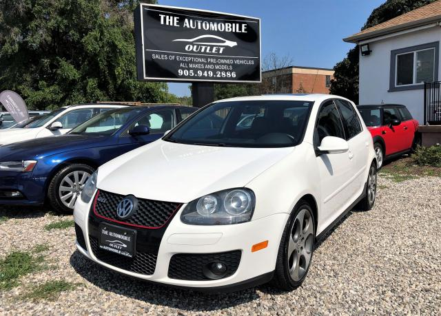 2007 Volkswagen GTI Leather Sunroof NO ACCIDENT
