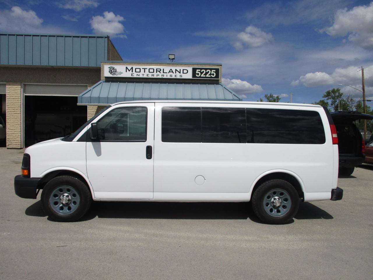 2009 Chevrolet Express LS