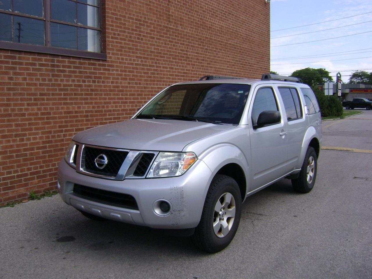 2008 Nissan Pathfinder For Sale >> Used 2008 Nissan Pathfinder For Sale In Oakville Ontario
