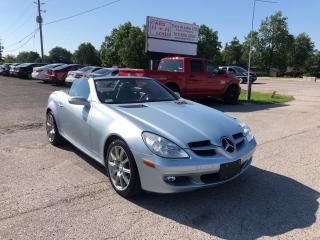 Used 2006 Mercedes-Benz SLK 3.5L for sale in Komoka, ON