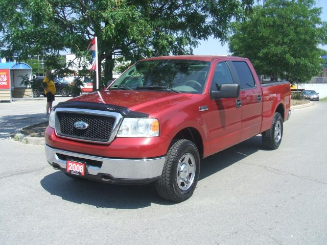 2008 Ford F-150 XLT 4x4 6.5 ft box