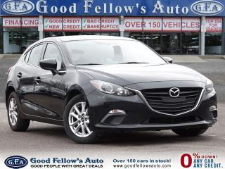Used 2015 Mazda MAZDA3 SPORT GS MODEL, SKYACTIV, REARVIEW CAMERA for sale in Toronto, ON