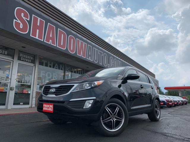 2013 Kia Sportage LX -MANUAL -HEATED SEATS -RIMS