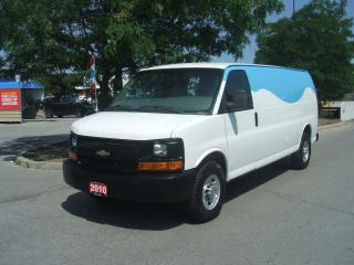 Used 2010 Chevrolet Express EXTENDED HEAVY DUTY for sale in York, ON