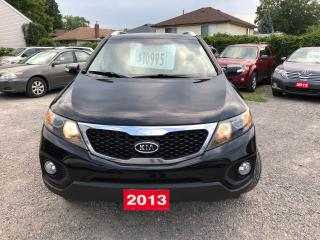 Used 2013 Kia Sorento LX for sale in Hamilton, ON