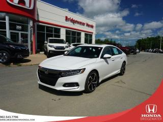 Used 2019 Honda Accord Sport for sale in Bridgewater, NS
