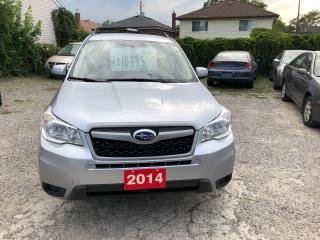 Used 2014 Subaru Forester i for sale in Hamilton, ON