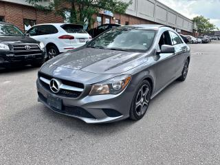 Used 2014 Mercedes-Benz CLA-Class CLA 250, 4MATIC, NAV, MOONROOF for sale in North York, ON