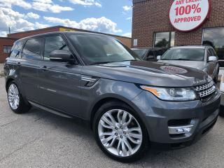 Used 2016 Land Rover Range Rover Sport Td6 HSE for sale in North York, ON
