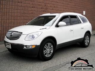 Used 2008 Buick Enclave AWD CX || CERTIFIED || ** MUST SEE ** for sale in Waterloo, ON