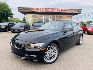 Used 2015 BMW 3 Series 320i|XDRIVE|SUNROOF|CLEANCARPROF|HEATEDSTEERING! for sale in Mississauga, ON