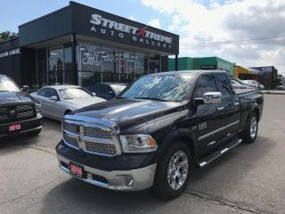 Used 2016 RAM 1500 Laramie for sale in Markham, ON