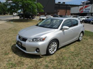 Used 2011 Lexus CT 200h for sale in Toronto, ON