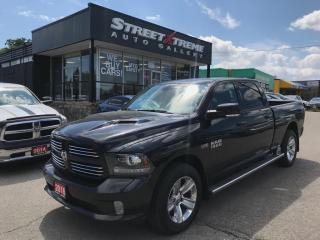 Used 2016 RAM 1500 SPORT for sale in Markham, ON