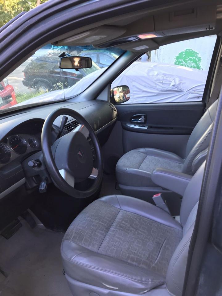 2007 Pontiac Montana