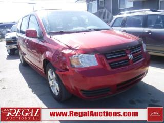 Used 2009 Dodge Grand Caravan 4D Wagon for sale in Calgary, AB