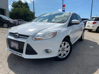 Used 2012 Ford Focus CE for sale in London, ON