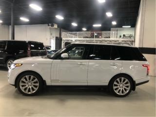 Used 2017 Land Rover Range Rover TD6 HSE   WARRANTY   HEADS UP   FULL SIZE   INCOMI for sale in Vaughan, ON