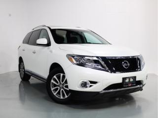 Used 2015 Nissan Pathfinder SL   1-OWNER   7-PASS   PANO   NAVI for sale in Vaughan, ON