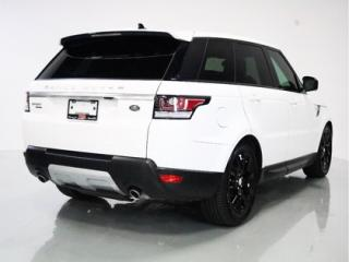 Used 2016 Land Rover Range Rover Sport Td6 HSE   1-OWNER   WARRANTY   PANO ROOF for sale in Vaughan, ON