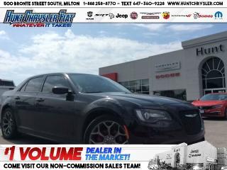 Used 2018 Chrysler 300 S | PANO | NAV | BLACKOUT | CAM | BT!!! for sale in Milton, ON