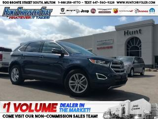 Used 2016 Ford Edge SEL | AWD | LEATHER | NAV | SUNROOF & MORE!!! for sale in Milton, ON