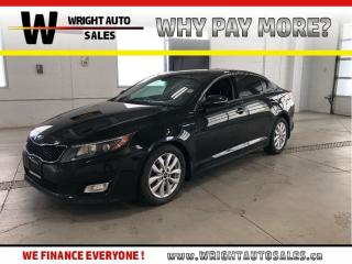 Used 2015 Kia Optima EX|LEATHER|MOON ROOF|NAVIGATION|79,066 KMs for sale in Cambridge, ON