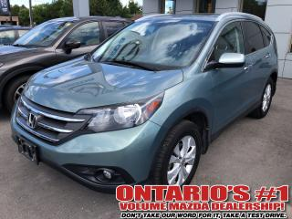 Used 2013 Honda CR-V Touring for sale in Toronto, ON