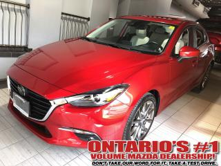 Used 2018 Mazda MAZDA3 SPORT GT for sale in Toronto, ON