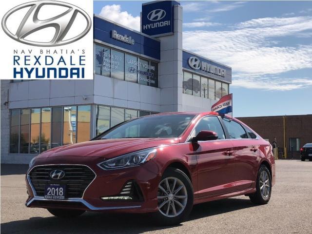 2018 Hyundai Sonata 2018 Hyundai Sonata - 2.4L GL