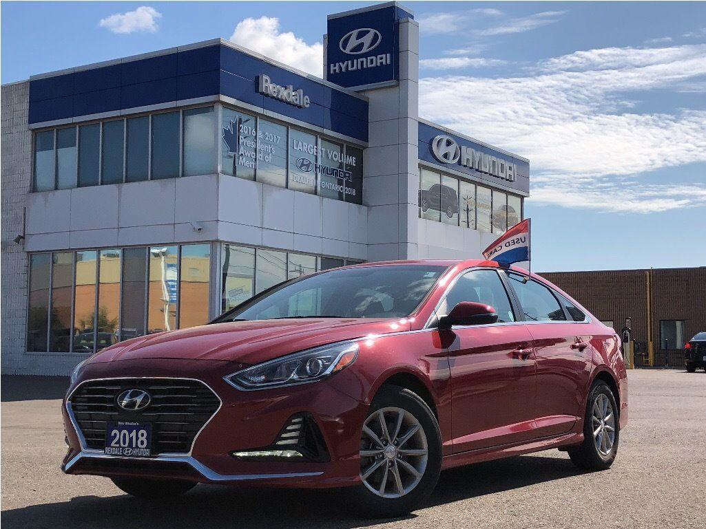 2018 Hyundai Sonata in Etobicoke | Rexdale Hyundai