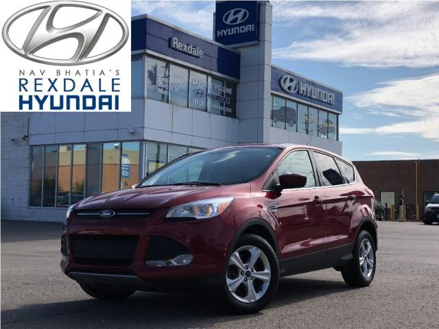 2013 Ford Escape 2013 Ford Escape - 4WD 4dr SE