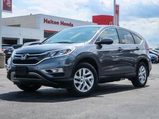 Used 2016 Honda CR-V SE 4WD|NO ACCIDENTS|SERVICE HISTORY ON FILE for sale in Burlington, ON