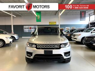 Used 2016 Land Rover Range Rover Sport HSE *CERTIFIED!* |NAV|PANO ROOF|360 CAM|+++ for sale in North York, ON