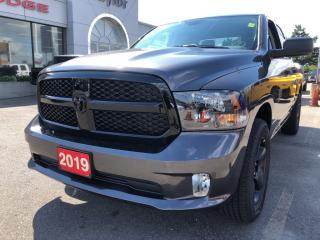 New 2019 RAM 1500 Classic Express Quad 4x4 V6 Night Pack for sale in Hamilton, ON