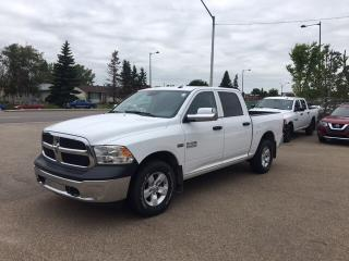 Used 2017 RAM 1500 SXT for sale in Edmonton, AB