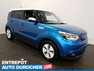 Used 2016 Kia Soul EV Luxury NAVIGATION Automatique - A/C for sale in Laval, QC