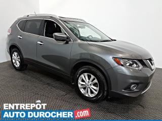 Used 2016 Nissan Rogue SV AWD NAVIGATION Toit Ouvrant - A/C - for sale in Laval, QC