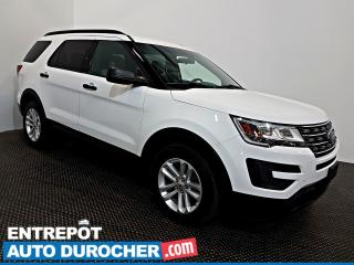 Used 2016 Ford Explorer Base AWD Automatique - AIR CLIMATISÉ - for sale in Laval, QC