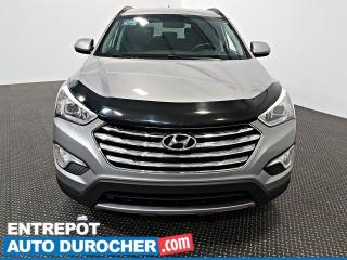 Used 2015 Hyundai Santa Fe XL Premium - AWD - AUTOMATIQUE - AIR CLIMATISÉ for sale in Laval, QC