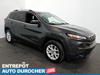 Used 2016 Jeep Cherokee North AWD Automatique - A/C - Groupe Électrique for sale in Laval, QC